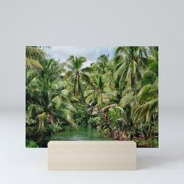 Jungle Swing Mini Art Print