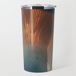 mushroom light Travel Mug