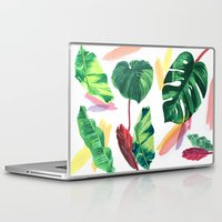 palm Laptop & iPad Skins featuring PALM by Ellie Cryer