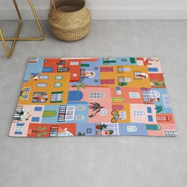 we're all in this together Rug