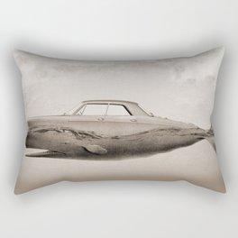the Buick of the sea Rectangular Pillow