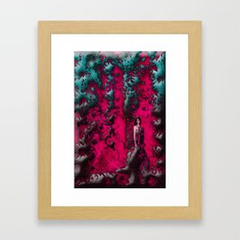 HighSummer Framed Art Print