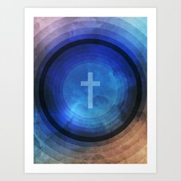 Thanks Be To God Art Print