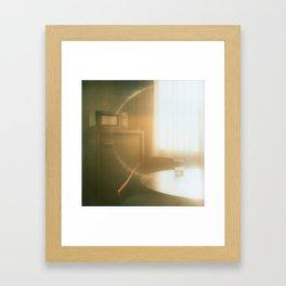 kudapola 125, shilo inn (4) Framed Art Print