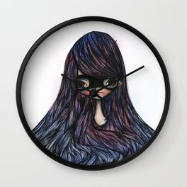 Nadia Wall Clock