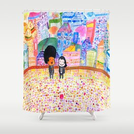 Pulp Fiction - Nice Day Shower Curtain
