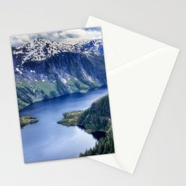 Misty Fiords National Monument Stationery Cards