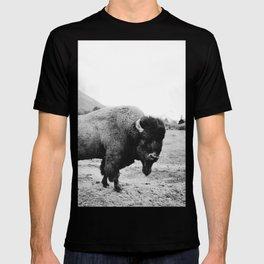 Alaska Bison T-shirt