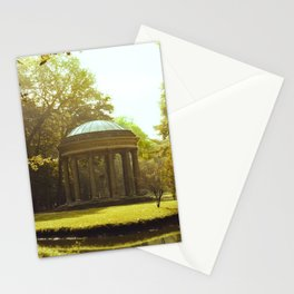 Temple of Love Stationery Cards