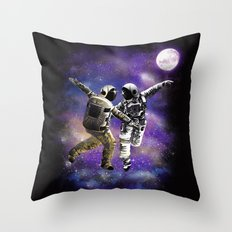 Dance with the Stars Throw Pillow