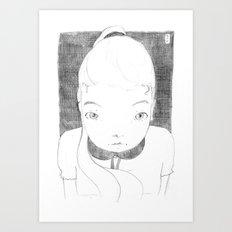 2015 Collection • Cute Girl Art Print