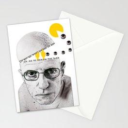 Foucault Stationery Cards