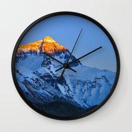 Natural Landscape ||I|| Wall Clock