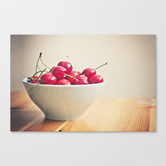 Life is just... Canvas Print