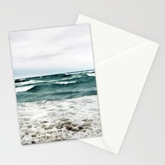 Turquoise Sea #1 Stationery Cards
