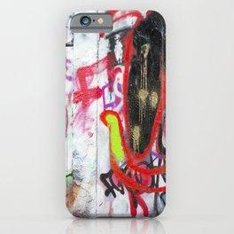 Colorful Graffiti iPhone Case