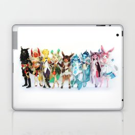 Eeveelution Dolls Laptop & iPad Skin
