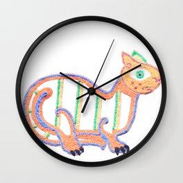Book of Durrow - Cat 1 Wall Clock