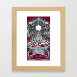 Neuromancer : Wintermute Framed Art Print