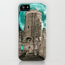 MOON FOLLY iPhone Case