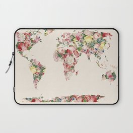 Beautiful World Laptop Sleeve