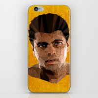 ali gulec iPhone & iPod Skins featuring Ali by Patrick Anthony Leverton