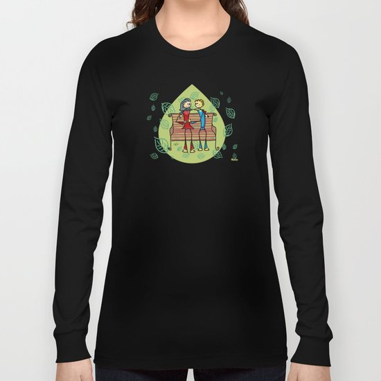 Life and living Long Sleeve T-shirt