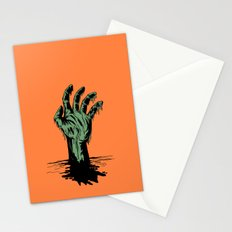 Swamp thing 2 Stationery Cards