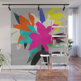 lily 12 Wall Mural