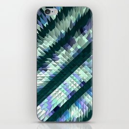 Miss Deepwater iPhone Skin