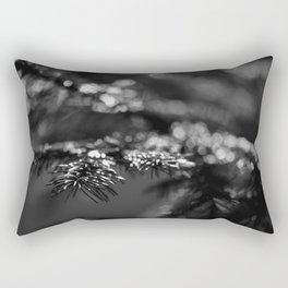 In the woods II Rectangular Pillow