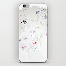 Marie Antoniette iPhone Skin