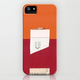 Index (2) iPhone Case