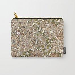 The Golden Mat Carry-All Pouch