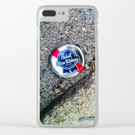 Just the Cap Clear iPhone Case