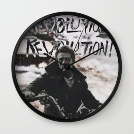 REVOLUTION! REVOLUTION! REVOLUTION! Wall Clock