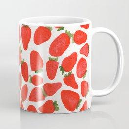 Some Strawberries Coffee Mug