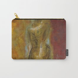 womanJapanese painting Carry-All Pouch
