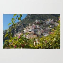 Sweet Positano Italy Rug