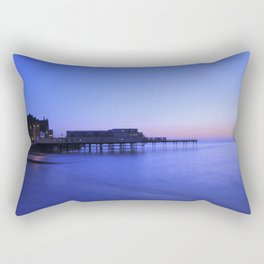 Twilight in Aberystwyth Rectangular Pillow