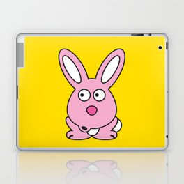 Ooh Zoo – farm-series, Bunny Laptop & iPad Skin