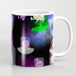 Aliens vs. Cows Coffee Mug