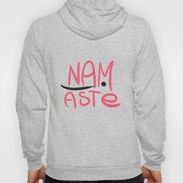 Namaste scribbles Hoody