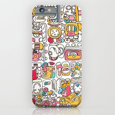 The Mayan Message Slim Case iPhone 6s
