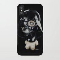 boob iPhone & iPod Cases featuring Boob Vader by Nataliette