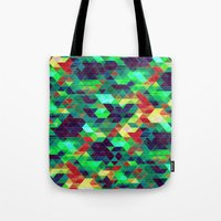 science Tote Bags featuring Science by KRArtwork