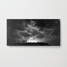 today or maybe tomorrow Metal Print