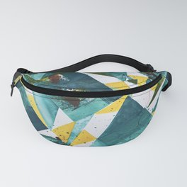 surfing geometry Fanny Pack