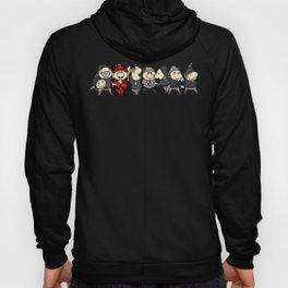 Red Dwarf Hoody