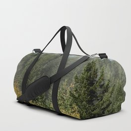 Pacific Northwest Forest Adventure - Nature Photography Duffle Bag